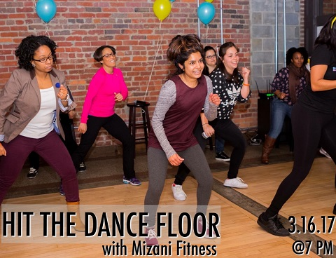CC - Hit the Dance Floor w Mizani Fitness