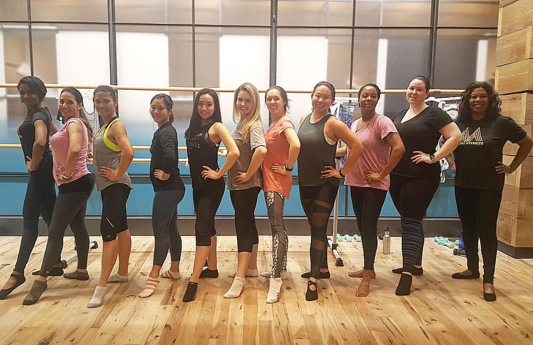 HIT THE BARRE - Chelsea Collective