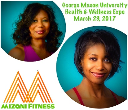 Mizani Fitness - GMU Health and Wellness Expo Event