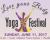 Love Your Body Yoga Festival 2017