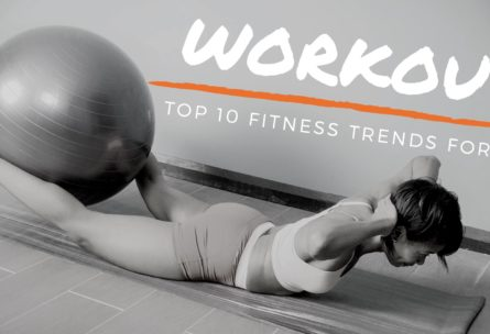 Mizani Fitness - Top 10 Fitness Trends for 2018